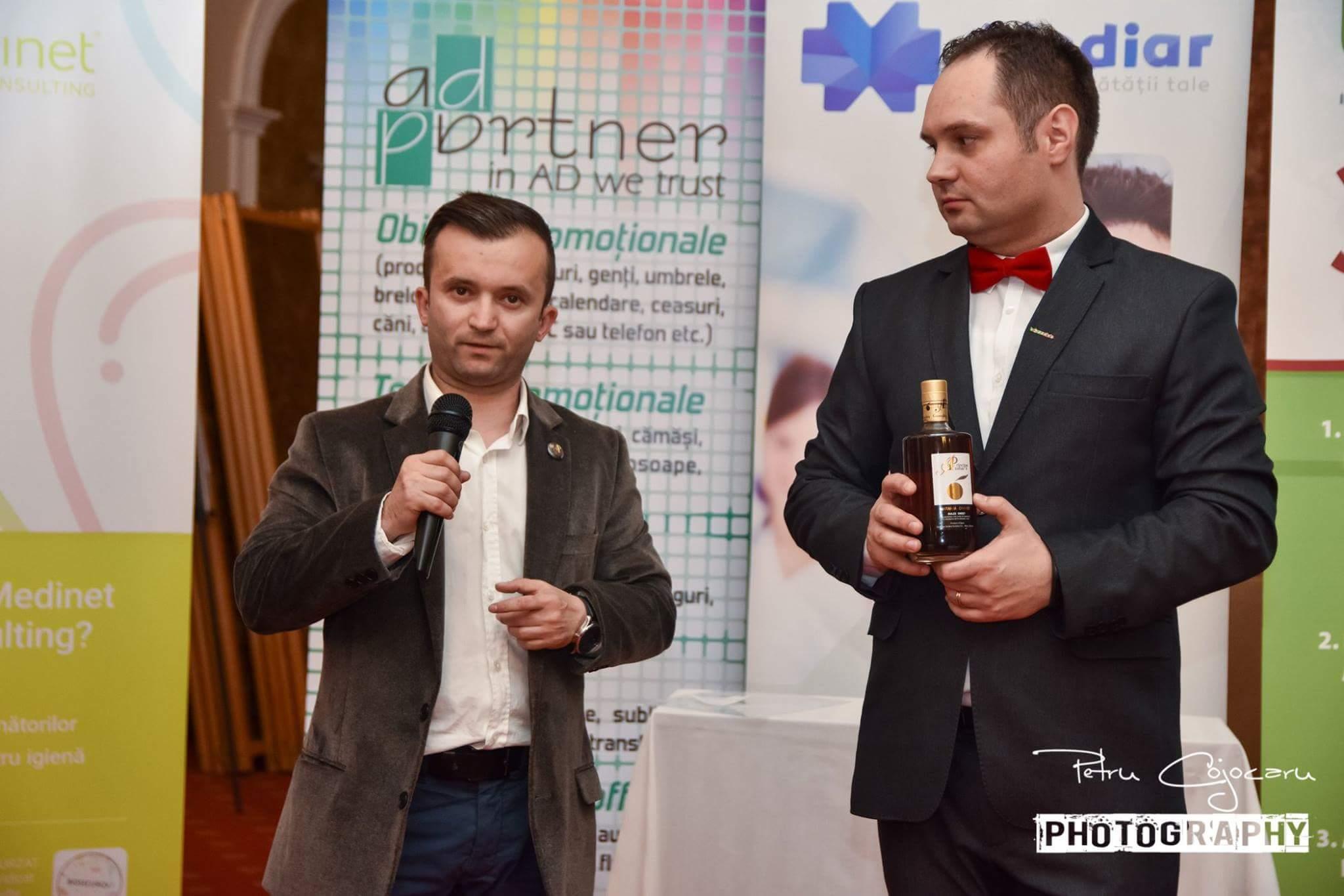 Susținem mediul de afaceri din România